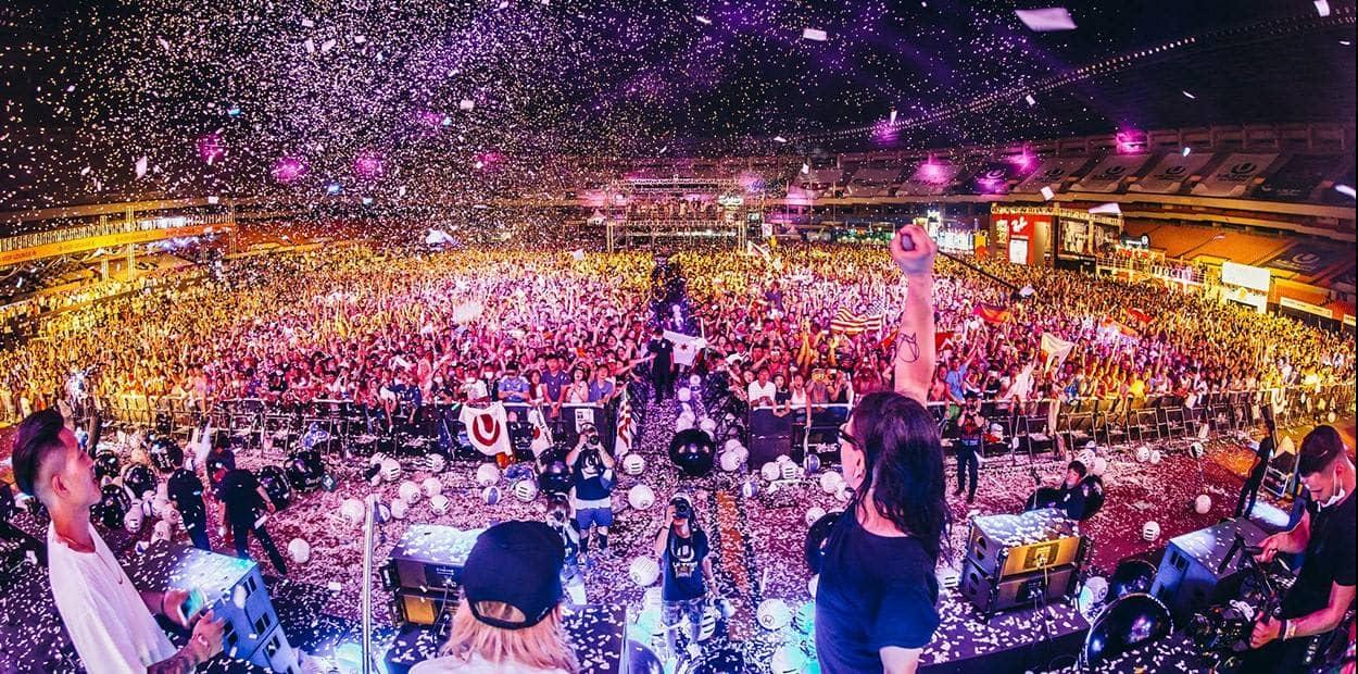 Lễ hội Âm nhạc DJ EDM Quốc tế