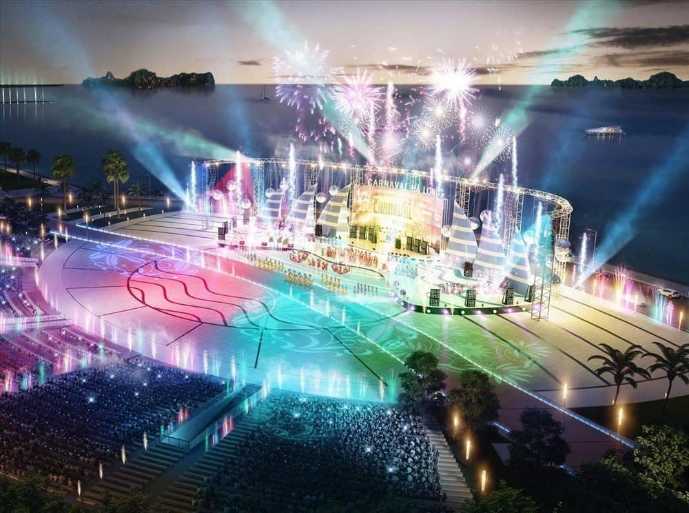 Lễ hội Carnaval Hạ Long 2018