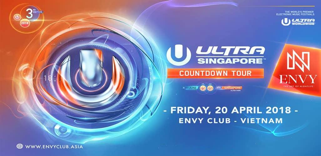 Lễ hội Ultra Countdown 2018