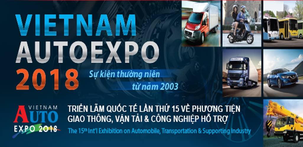 Vietnam AutoExpo 2018