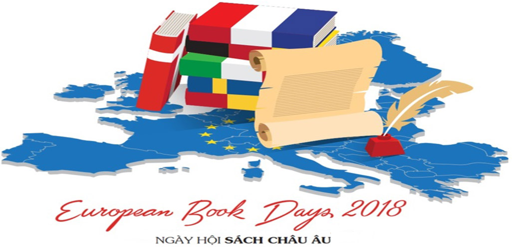 Ngày hội sách Châu Âu 2018