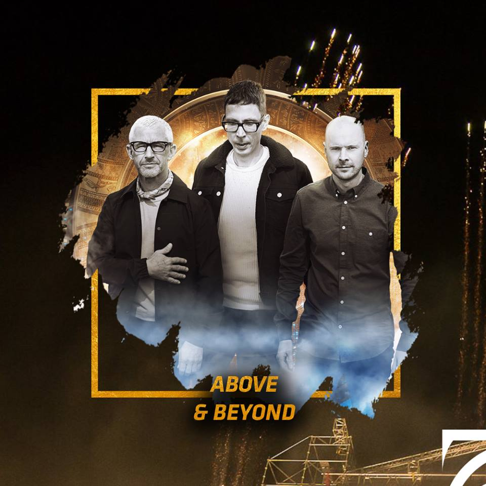 Nhóm nhạc huyền thoại Above & Beyond