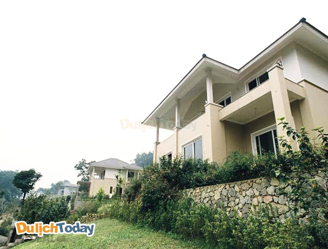 Bella Resort - địa điểm resort tại Hà Nội yêu thích của giới trẻ