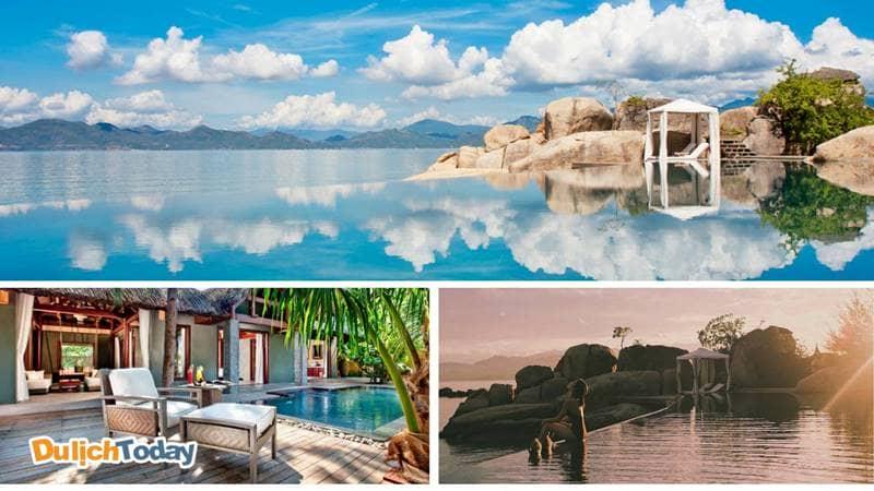 L'Alyana Ninh Vân Bay resort Nha Trang 5 sao cao cấp