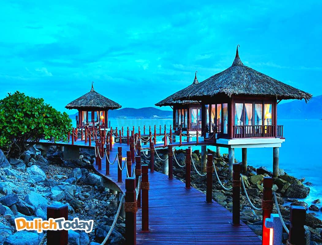Vinpearl Luxury ấn tượng với những căn Villa hướng nhìn ra biển