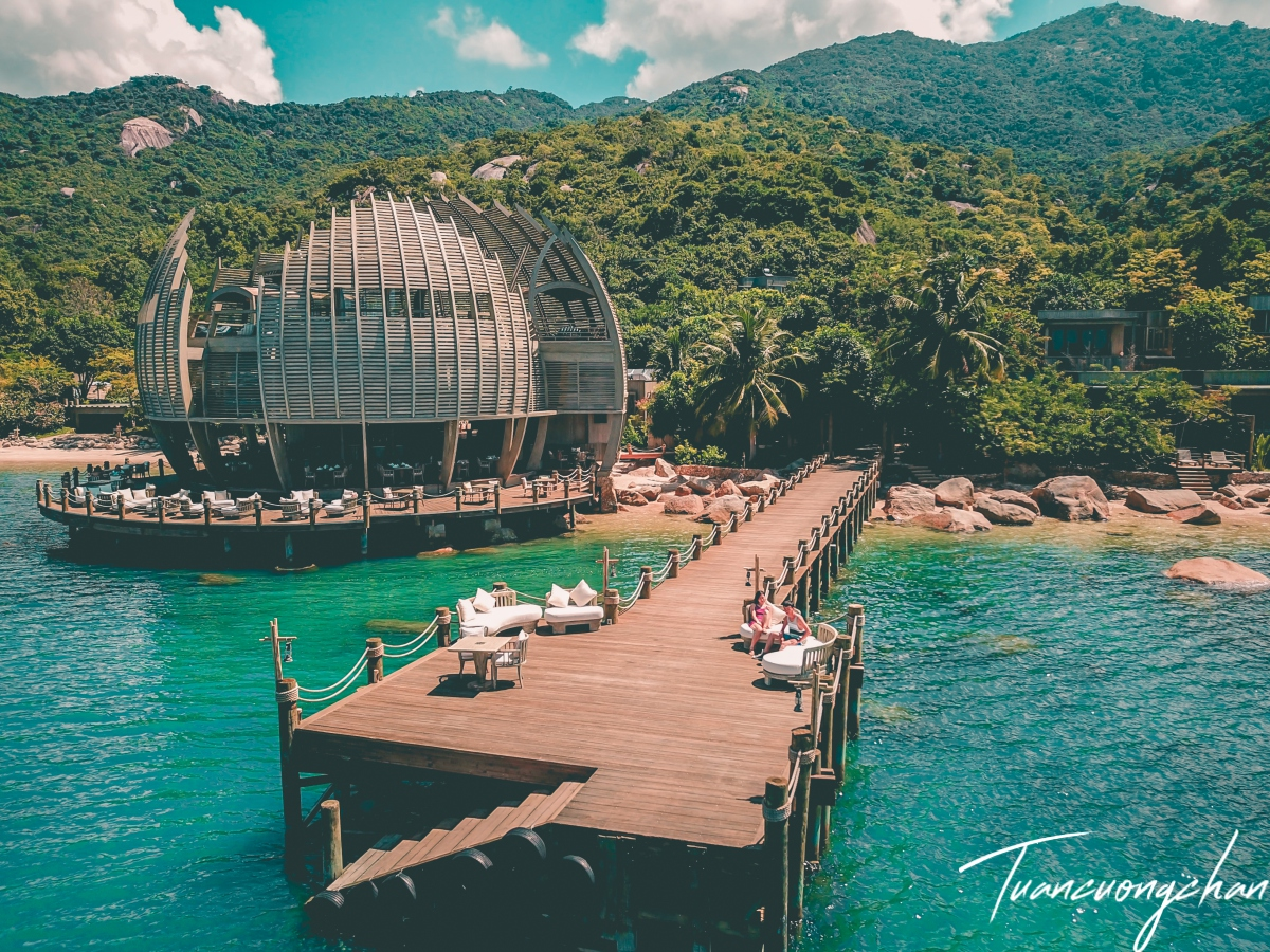 An Lâm resort -nguồn ảnh Tuancuongchan