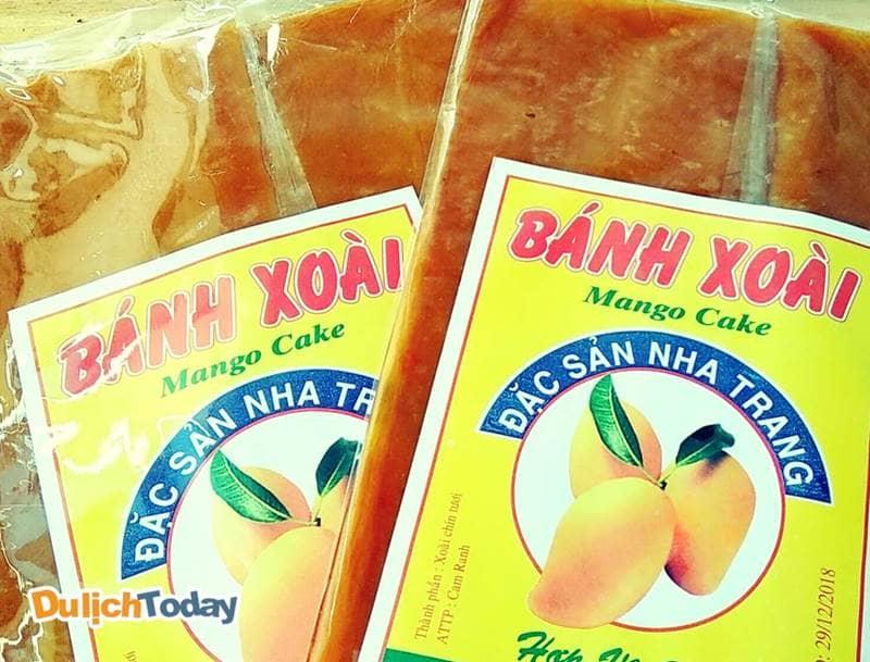 Bánh xoài Nha Trang - đăc sản nhất định phải mua khi du lịch Nha Trang tự túc