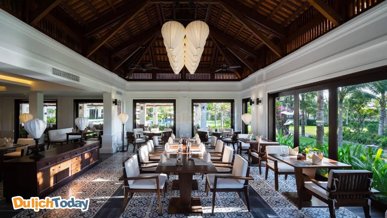 Nhà hàng Indochine tại The Anam Nha Trang
