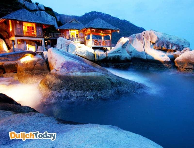 Six sence - resort đẹp trên vịnh Ninh Vân Nha Trang