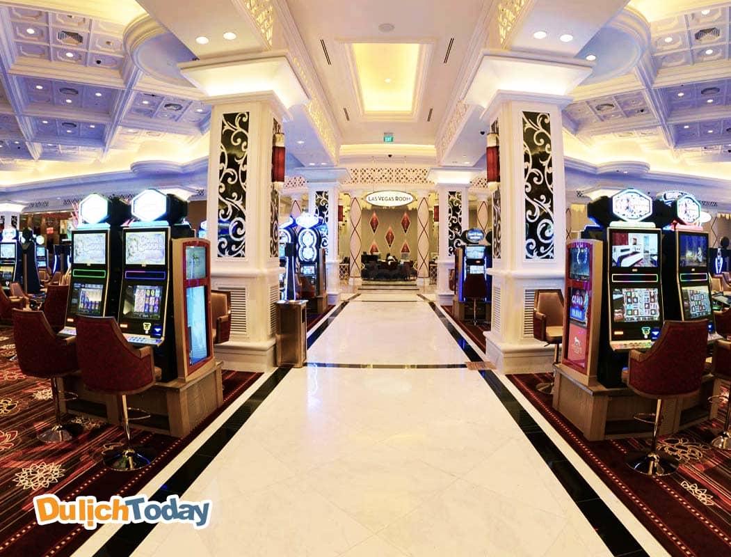 The Grand Hồ Tràm Strip Casino điểm ăn chơi Vũng Tàu