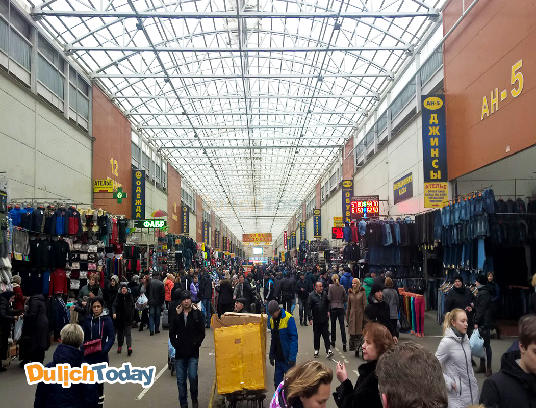 Trung tâm mua sắm Sadovod