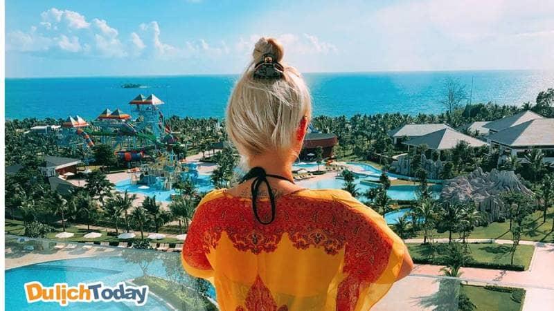 Nghỉ dưỡng tại Vinpearl Resort 5 sao Nha Trang cao cấp