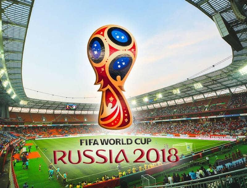 World Cup 2018 với Nga là nước chủ nhà đăng cai