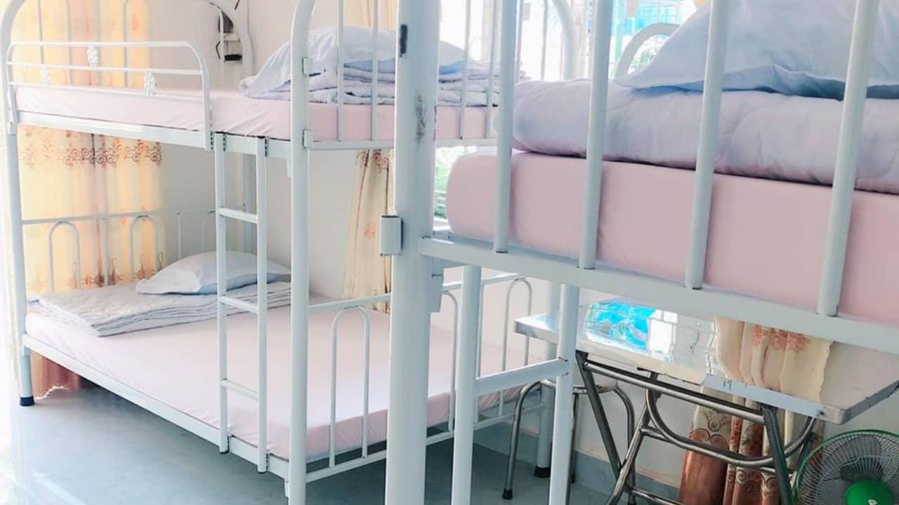 Phòng dorm tại 57 homestay Nha Trang
