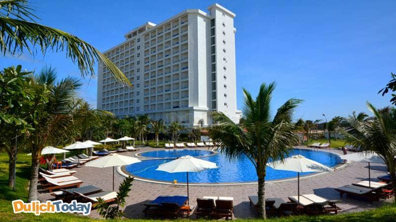 Dessole Sea Lion Beach Resort là một trong những resort Nha Trang 4 sao tuyệt đẹp