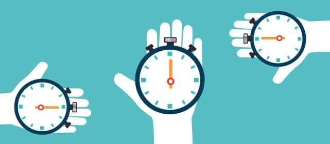 Xây dựng một khung thời gian hợp lý cho toàn bộ chương trình tổ chức team building