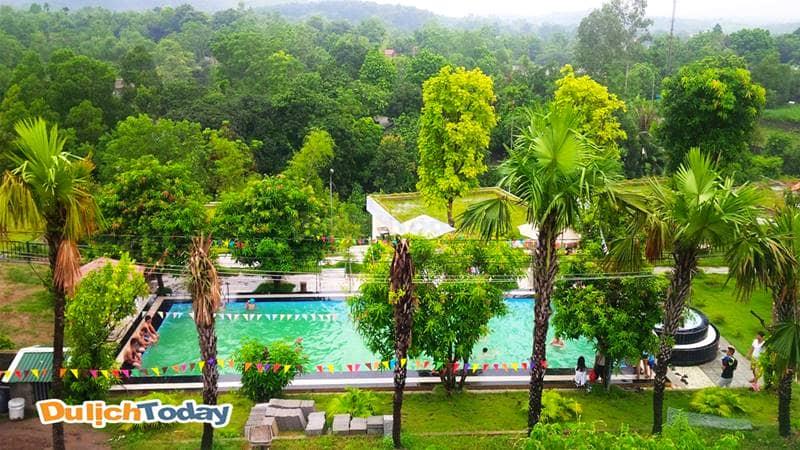 Family Resort - resort gần Hà Nội đẹp