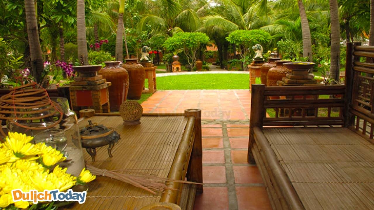 Somedays of Silence resort với phong cách mang đặc trưng Việt Nam