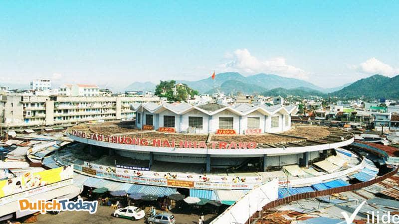 Chợ Đầm - nơi cung cấp đặc sản nức tiếng của Nha Trang
