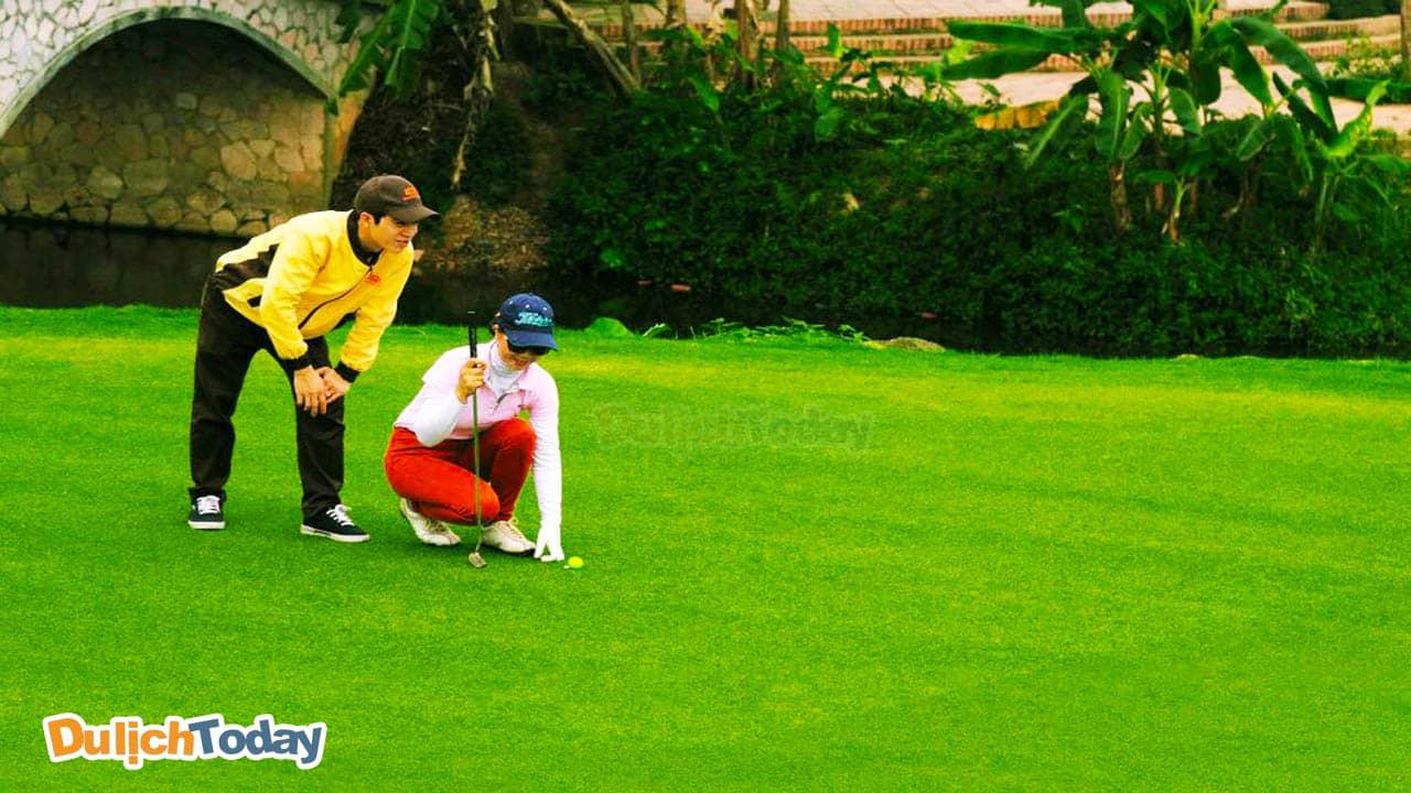 Cơ hội trải nghiệm dịch vụ chơi golf cao cấp
