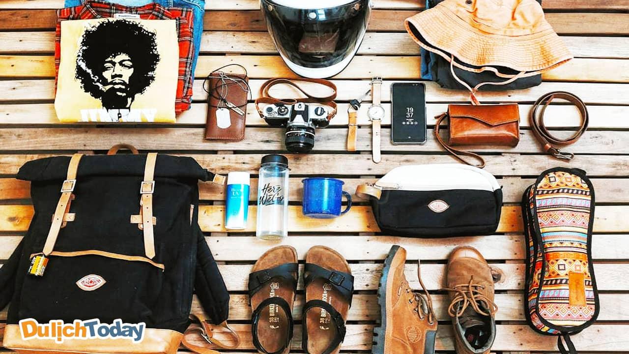 Các bạn hãy nhớ chuẩn bị hành lý đầy đủ để đến Tản Đà resort nhé