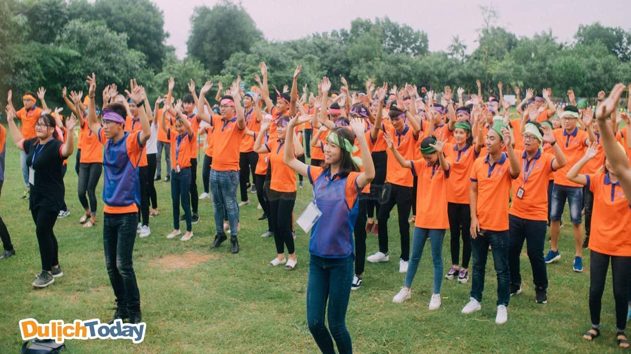 Công viên Nông nghiệp Long Việt là điểm đến lý tưởng cho du khách tham quan, dã ngoại, giải trí và tổ chức team building.