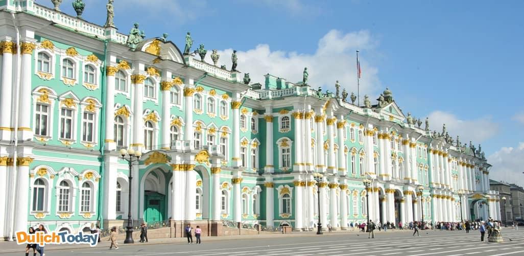 Image result for Cung điện Mùa Đông