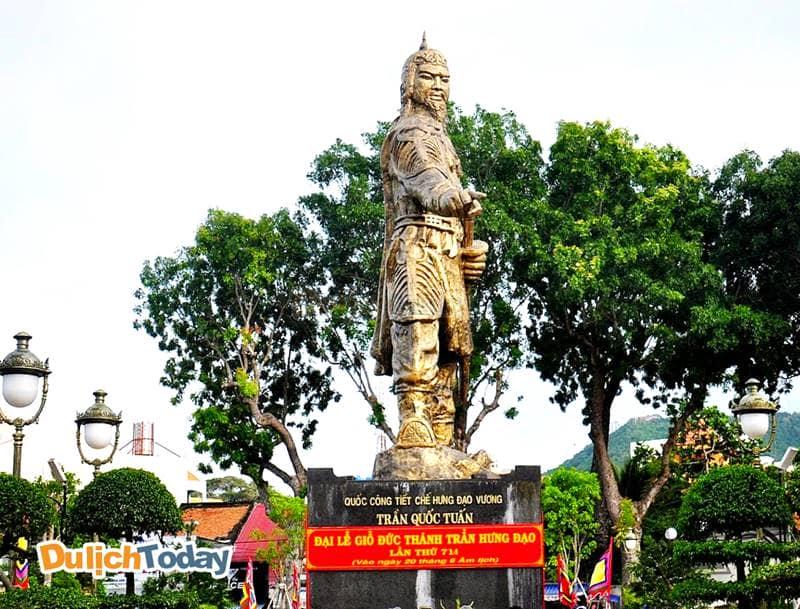 Lễ hội Trần Hưng Đao tại Vũng Tàu