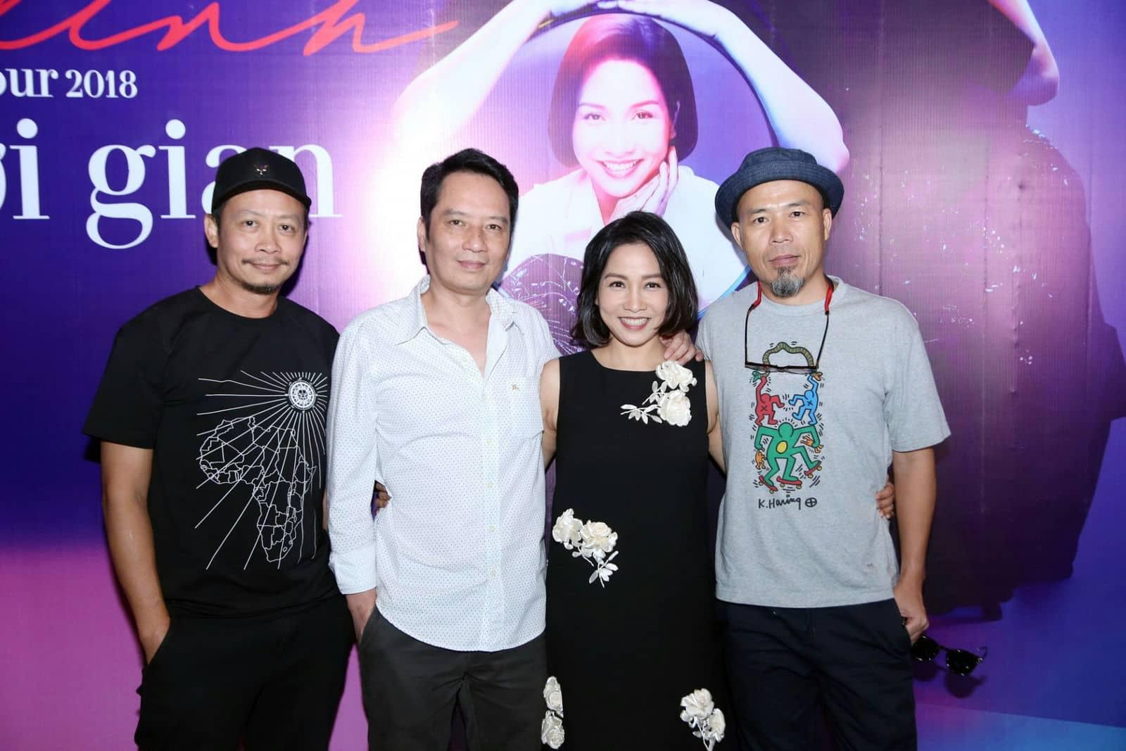 Mỹ Linh Tour 2018 - Thời Gian