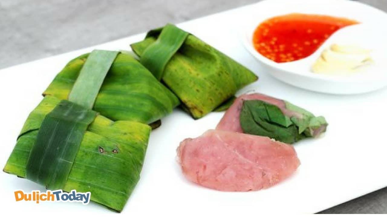 Nem Ninh Hòa - đặc sản Nha Trang cực thích hơp cho các ông bố