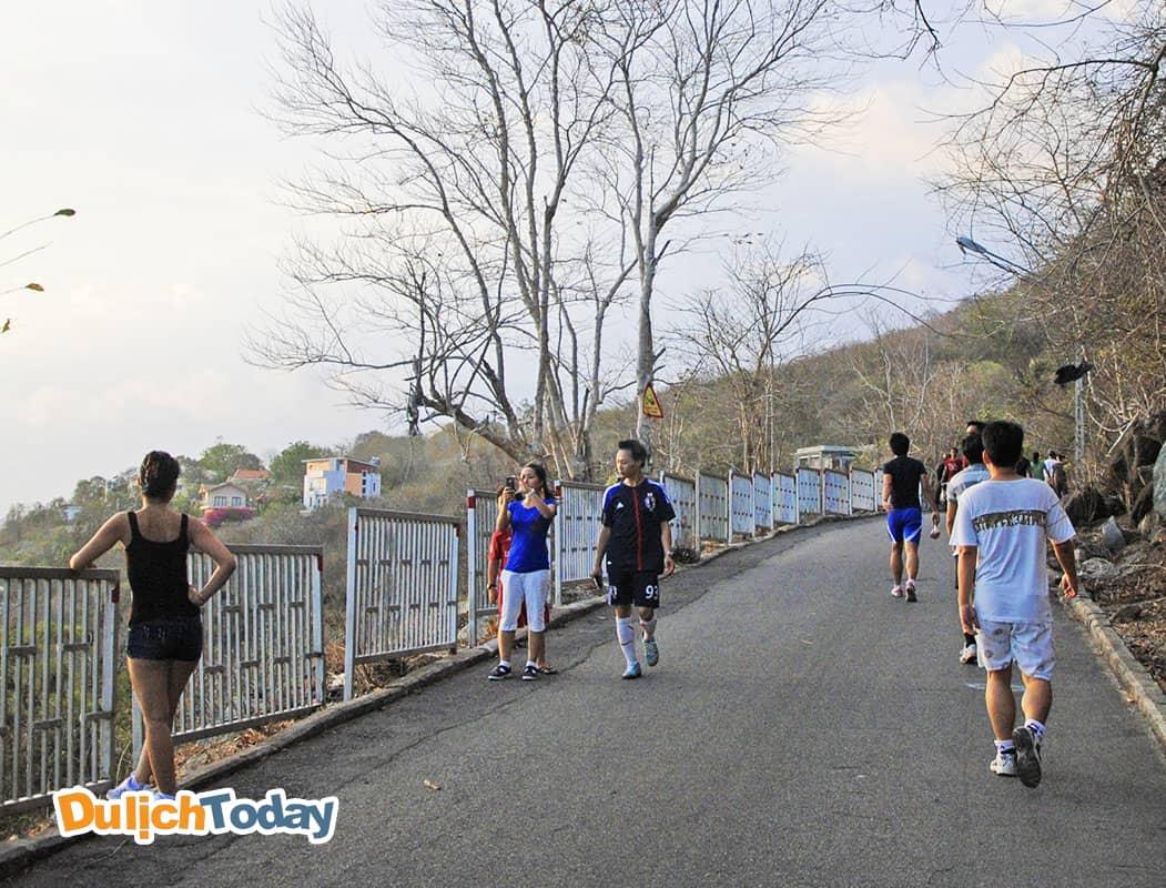 Núi Viba - một điểm đến du lịch Vũng Tàu một ngày du khách nên ghé thăm