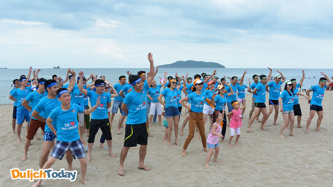 Đảo Cô Tô là một trong những địa điểm lý thú để tổ chức du lịch team building cho các tổ chức, tập thể