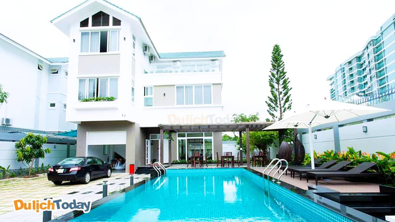 Biệt thự Trần Duy Villa Vip