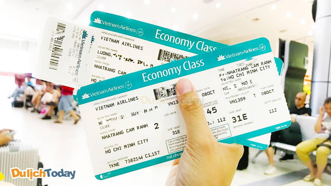 Đặt vé máy bay trước khi đi Nha Trang 3 ngày 2 đêm một thời gian để được giá tốt