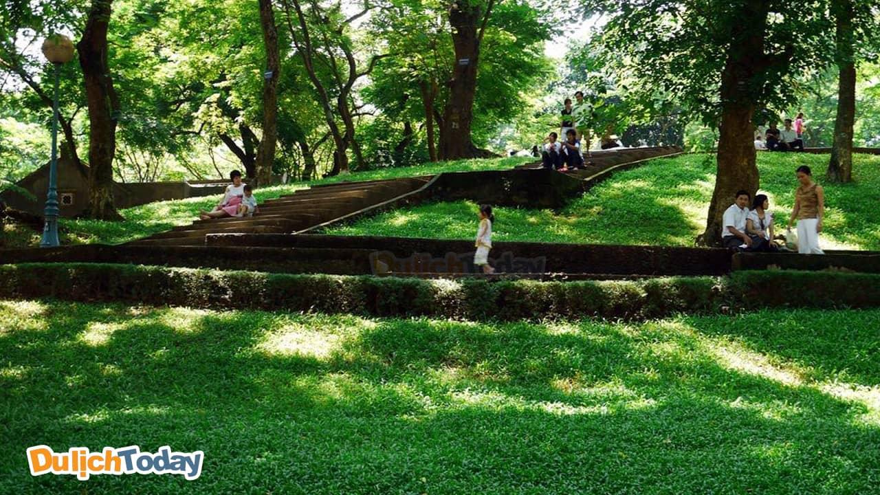 Vườn Bách Thảo được xem là lựa chọn tối ưu cho các kế hoạch team building trong ngày dành cho nhóm dưới 50 người.