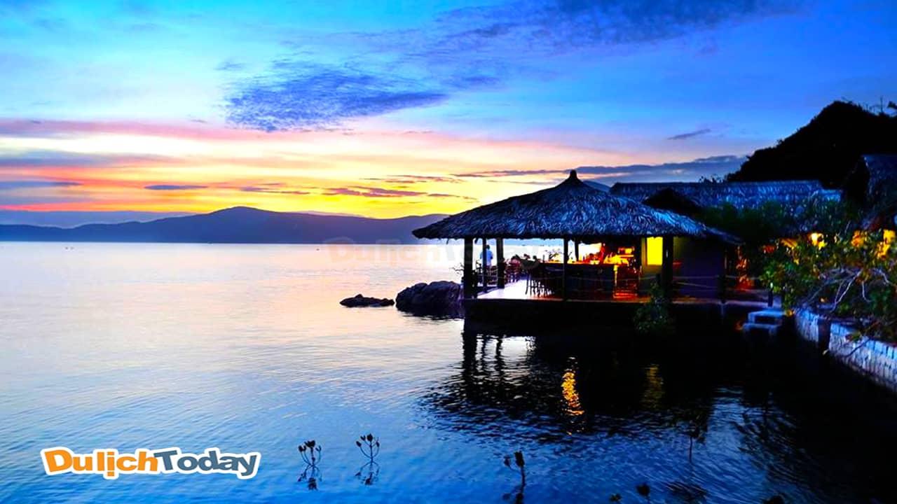 Whale Island - resort 3 sao Nha Trang duy nhất trên đảo hòn Ông