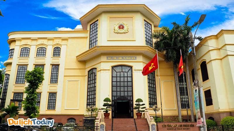 Bảo tàng Công an nhân dân
