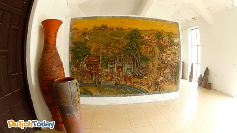 Bảo tàng gốm sứ cổ độc nhất vô nhị ở Hà Nội