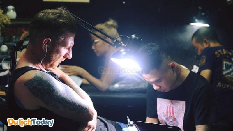 Orion Tattoo - địa chỉ xăm đẹp ở Hà Nội cho tín đồ mê xăm