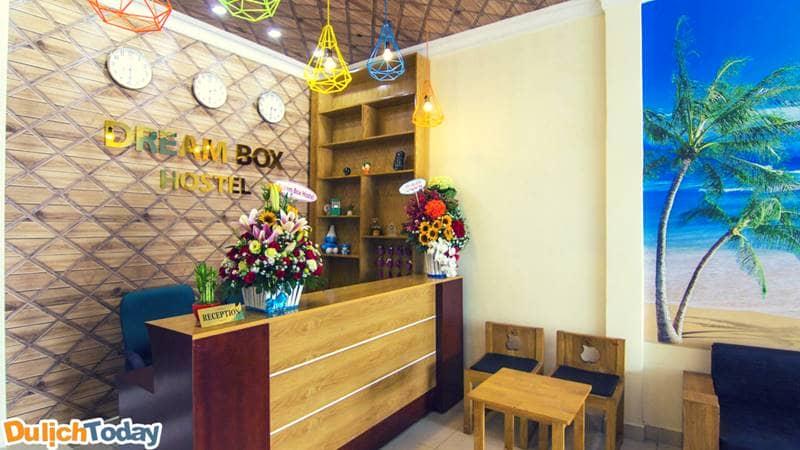 Dream box Hostel là một trong số những Homestay được lựa chọn là một trong những hostel tốt và rẻ ở Vũng Tàu