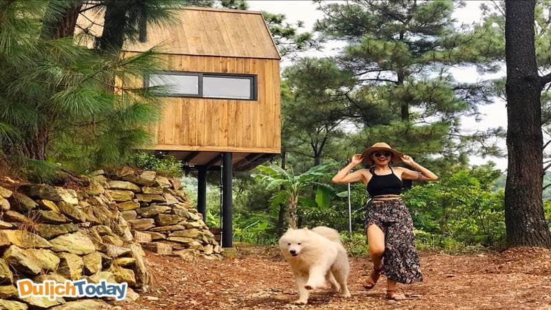 Nhà bên rừng U-Lesa
