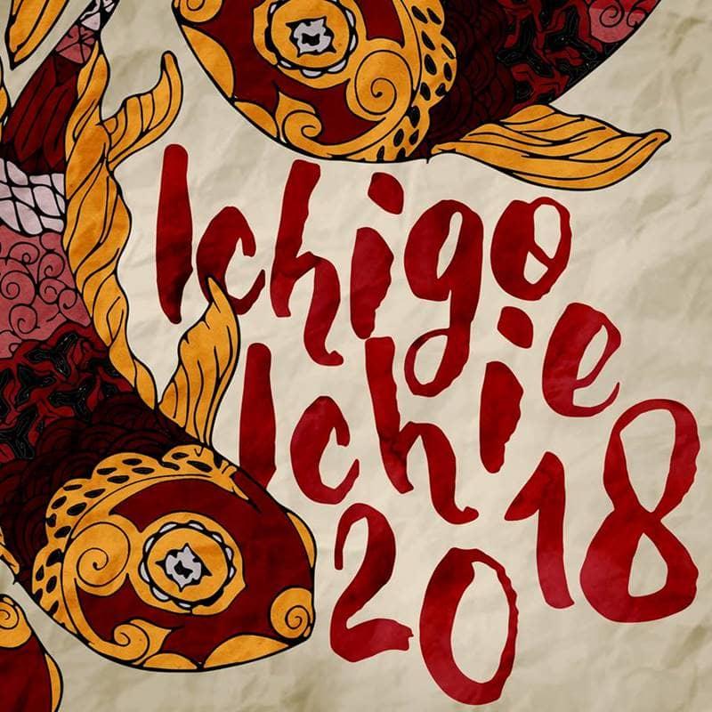 Ichigo Ichie Nhật Bản 2018
