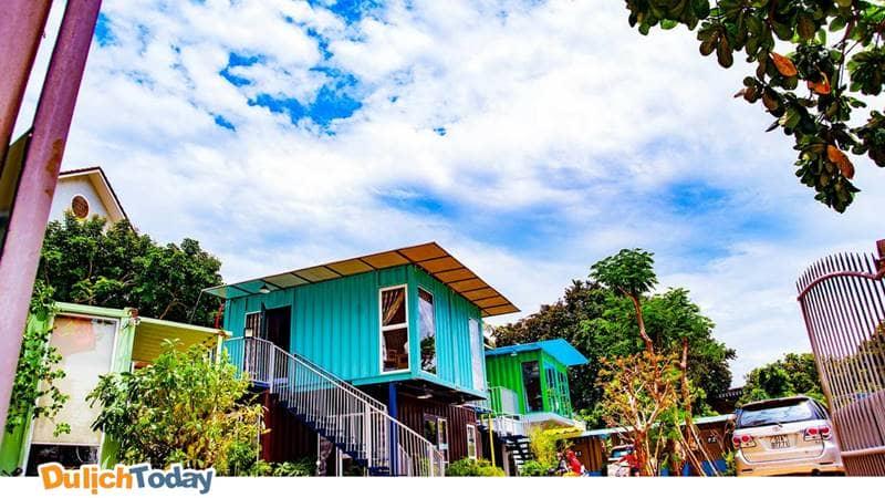 Homestay Contaner là homestay ở Vũng Tàu có sức chứa lớn nhất, và cũng là homestay đáng giá tiền nhất theo các du khách bình chọn.