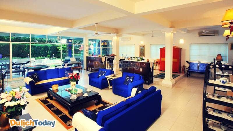 Không gian ấm cúng bên trong mỗi căn biệt thự tại An Hoa sang trọng với đầy đủ tiện nghi