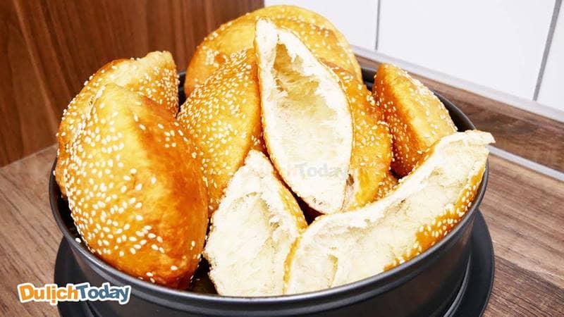 Bánh tiêu đặc sản Vũng Tàu ngon, bổ, rẻ