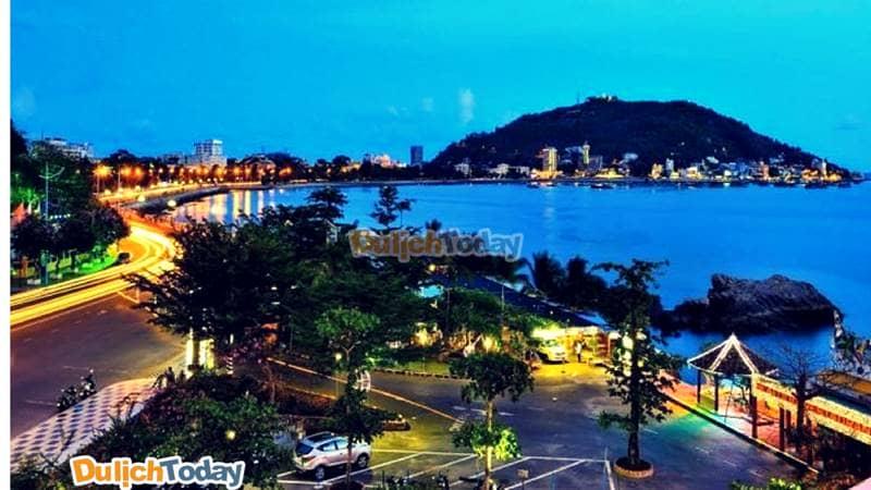 Không gian thiên nhiên lãng mạn bao quanh Resort Bình Minh Cable Car