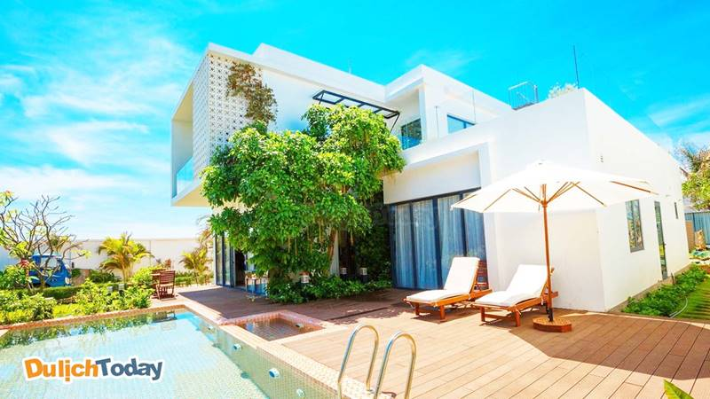 Toàn cảnh biệt thự Blue Sea Villa 2