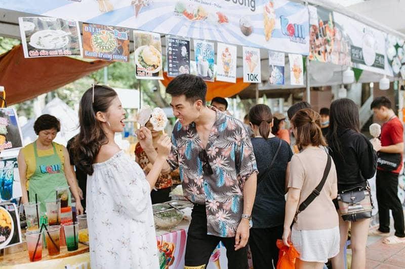 Chợ phiên Hà Nội 2018