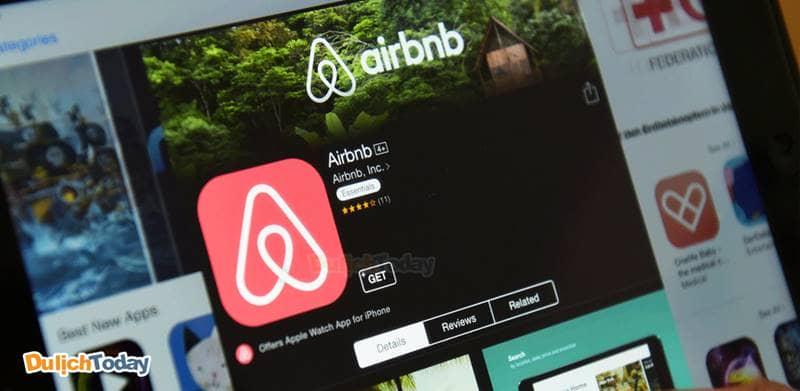 Airbnb là nơi đặt phòng và cho thuê phòng qua nền tảng ứng dụng di động và website
