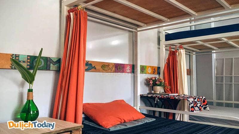 Homestay sẽ thích hợp cho nhóm bạn khi đặt phòng khách sạn ở Nha Trang